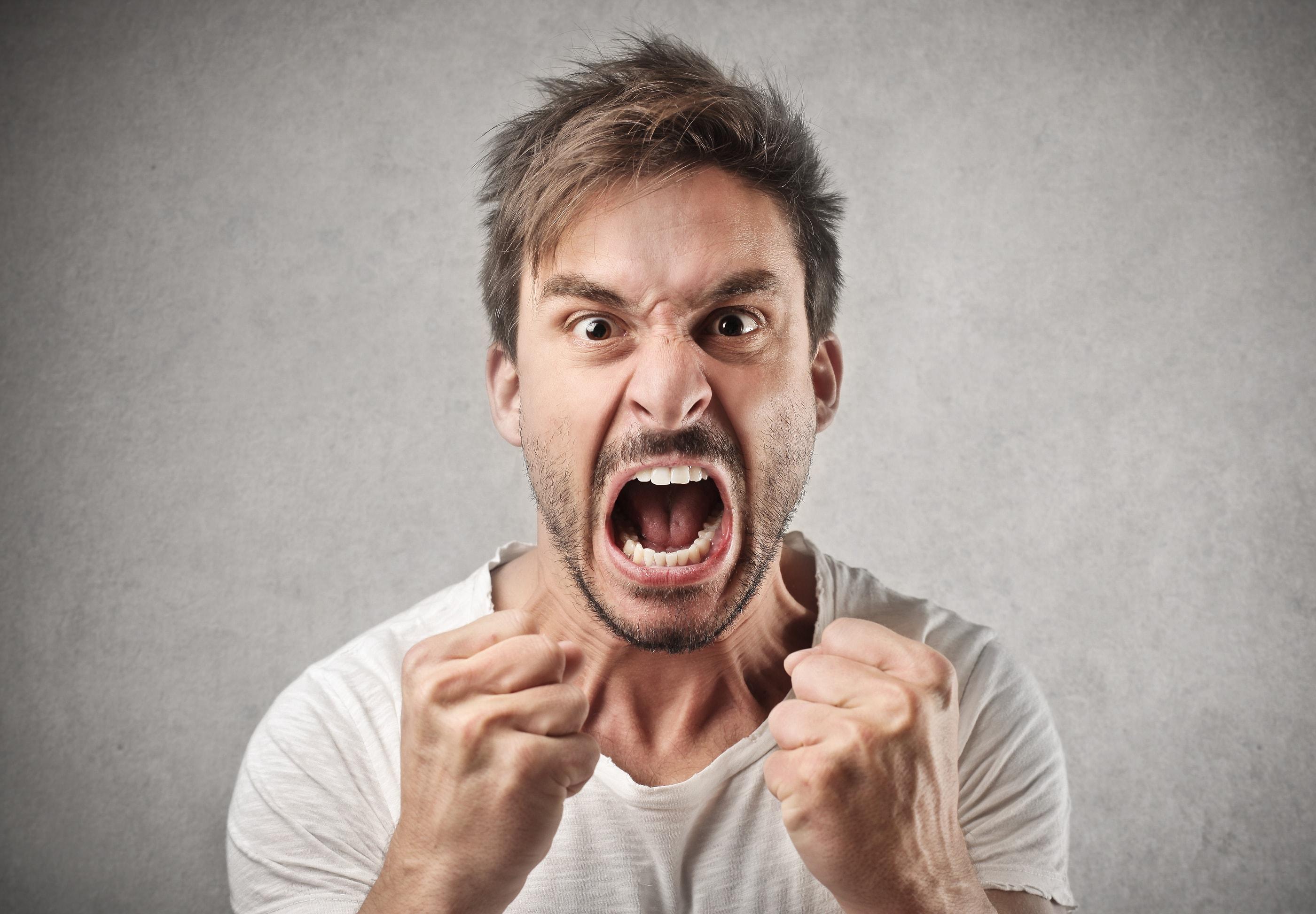 11 روش برای کنترل و مهار خشم و عصبانیت
