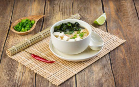 سوپ میسو