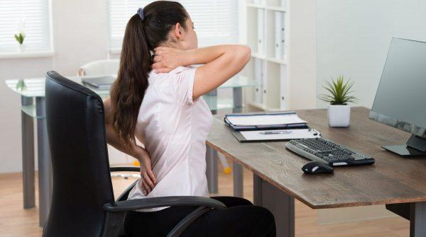 کمر درد ؛ چهار راه طبیعی برای خلاص شدن از کمر درد