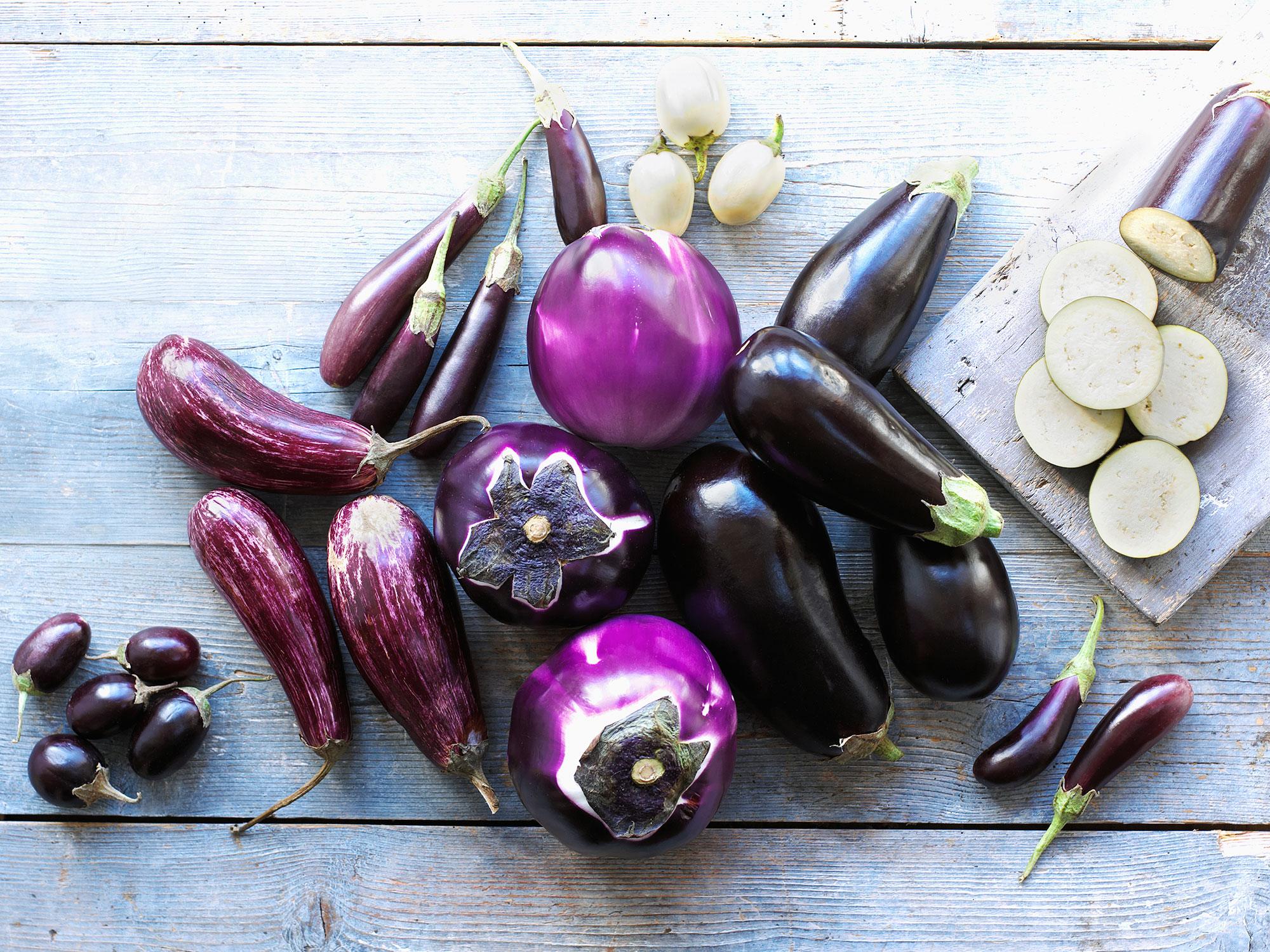کالری و ارزش غذایی بادمجان + فواید آن برای سلامتی