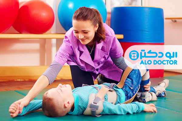 اهمیت کار درمانی در کاهش عوارض فلج مغزی کودکان