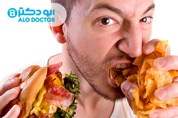 این مواد غذایی شما را بد اخلاق می کند