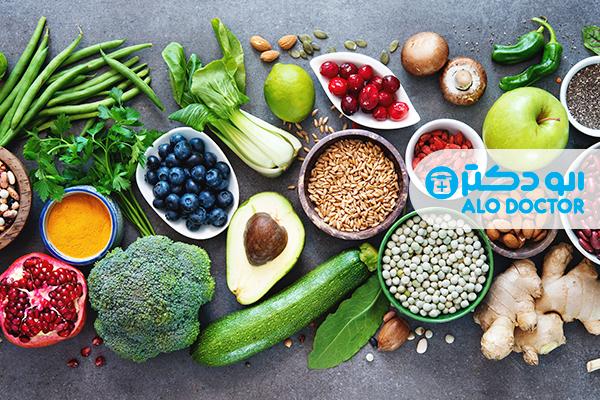 گیاهخواری در روزهای کرونا