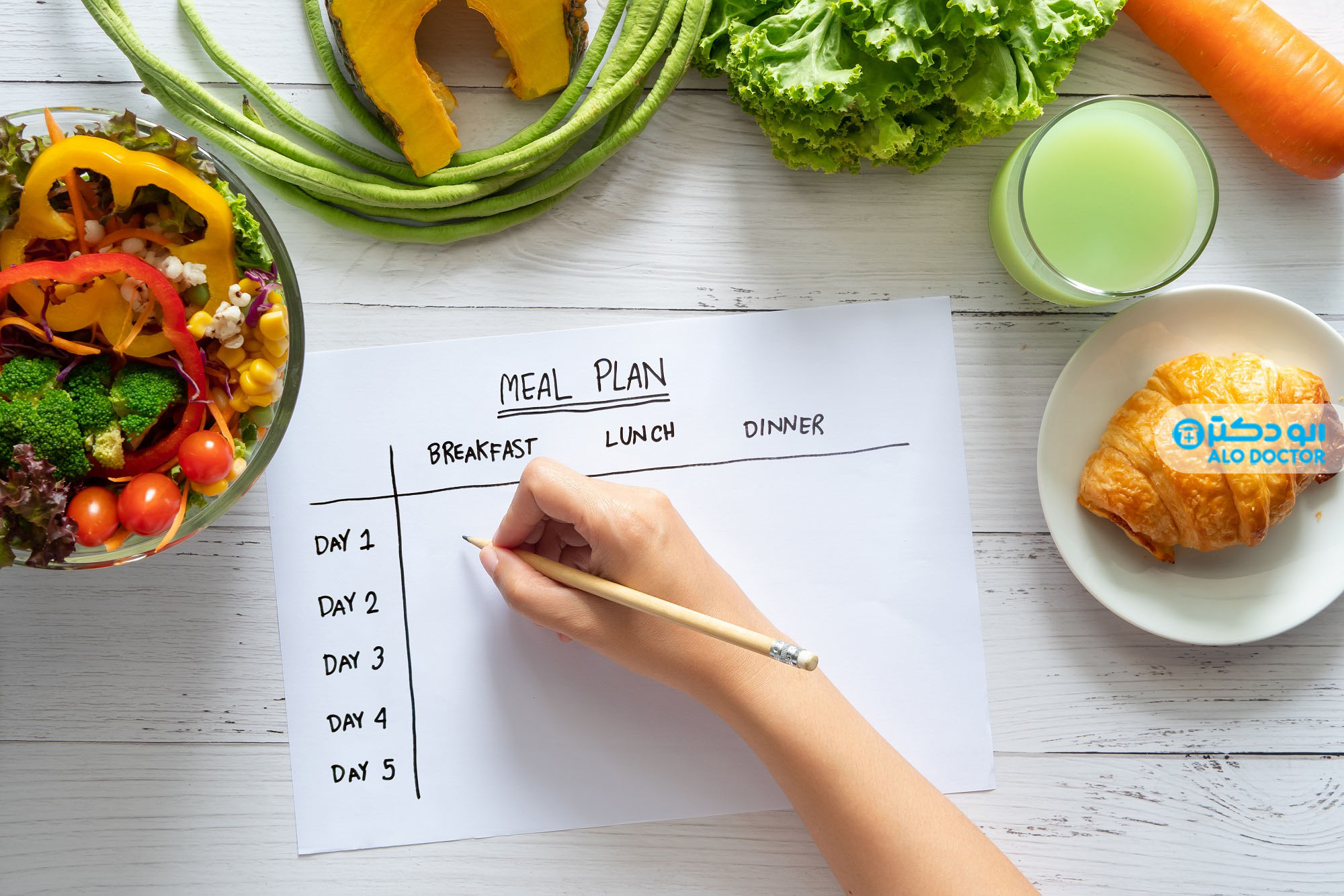 کاهش وزن با این 5 ماده غذایی سالم