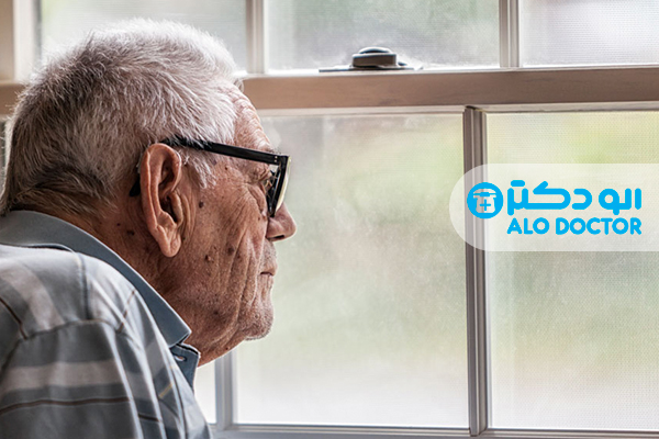 سایه شوم کرونا بر سلامت روان سالمندان