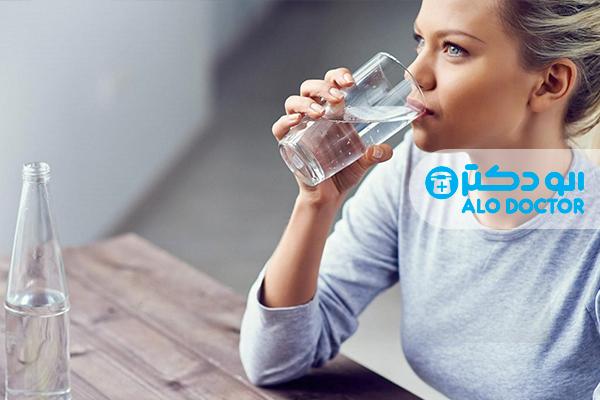 آب بخورید تا کرونا نگیرید