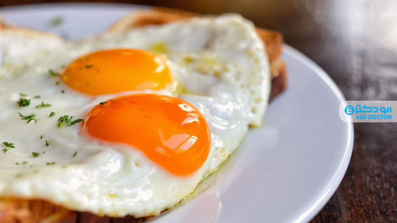 سالم ترین روش پختن و خوردن تخم مرغ چیست؟
