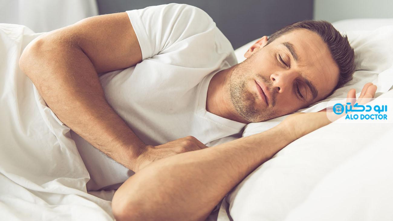 چگونه در 10، 60 یا 120 ثانیه بخوابیم