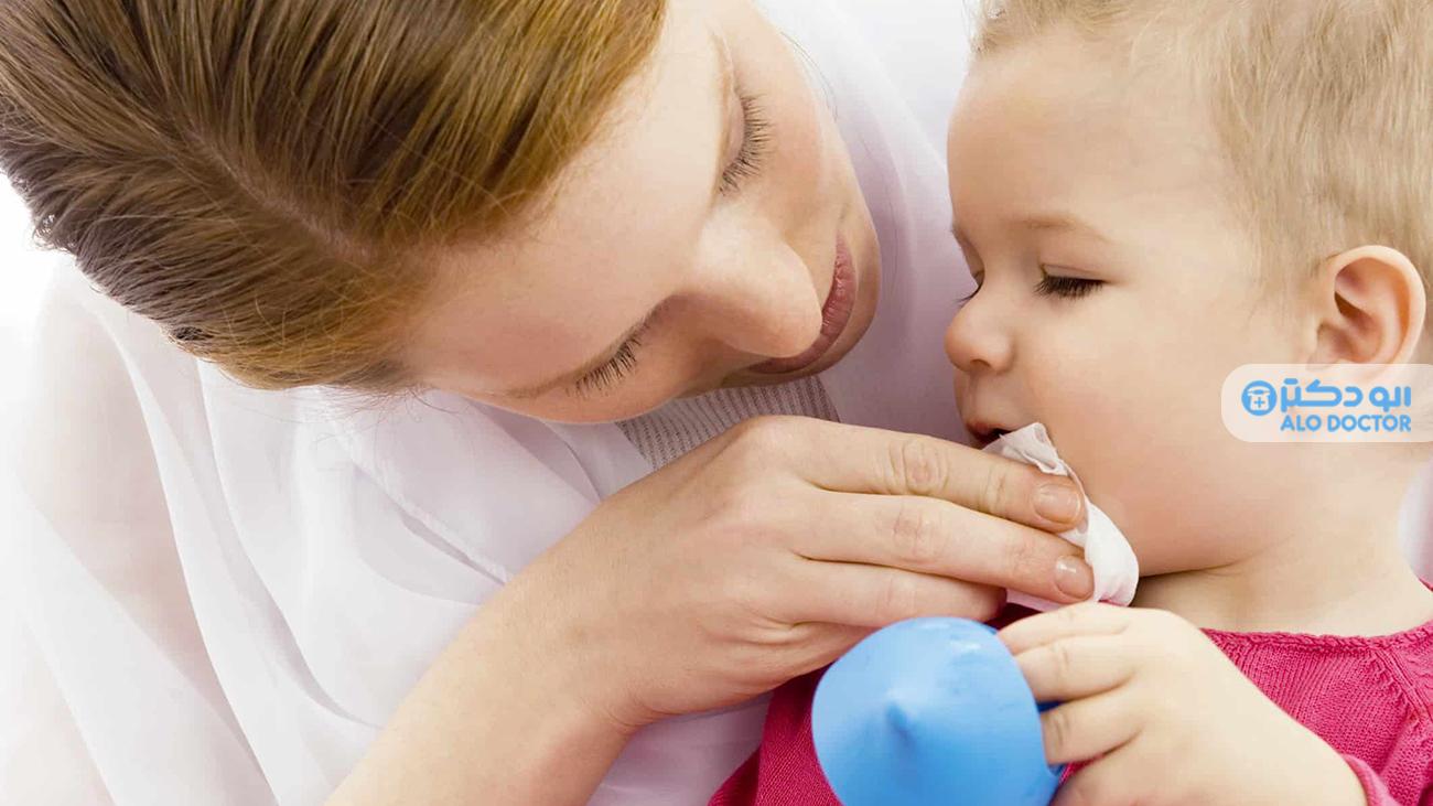 علت اصلی بوی بد دهانکودکان چیست؟
