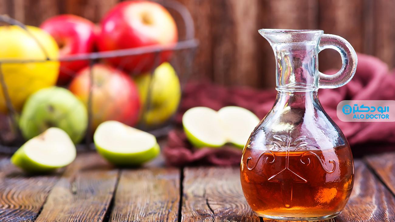 چرا باید مرتب سرکه سیب مصرف کنیم؟