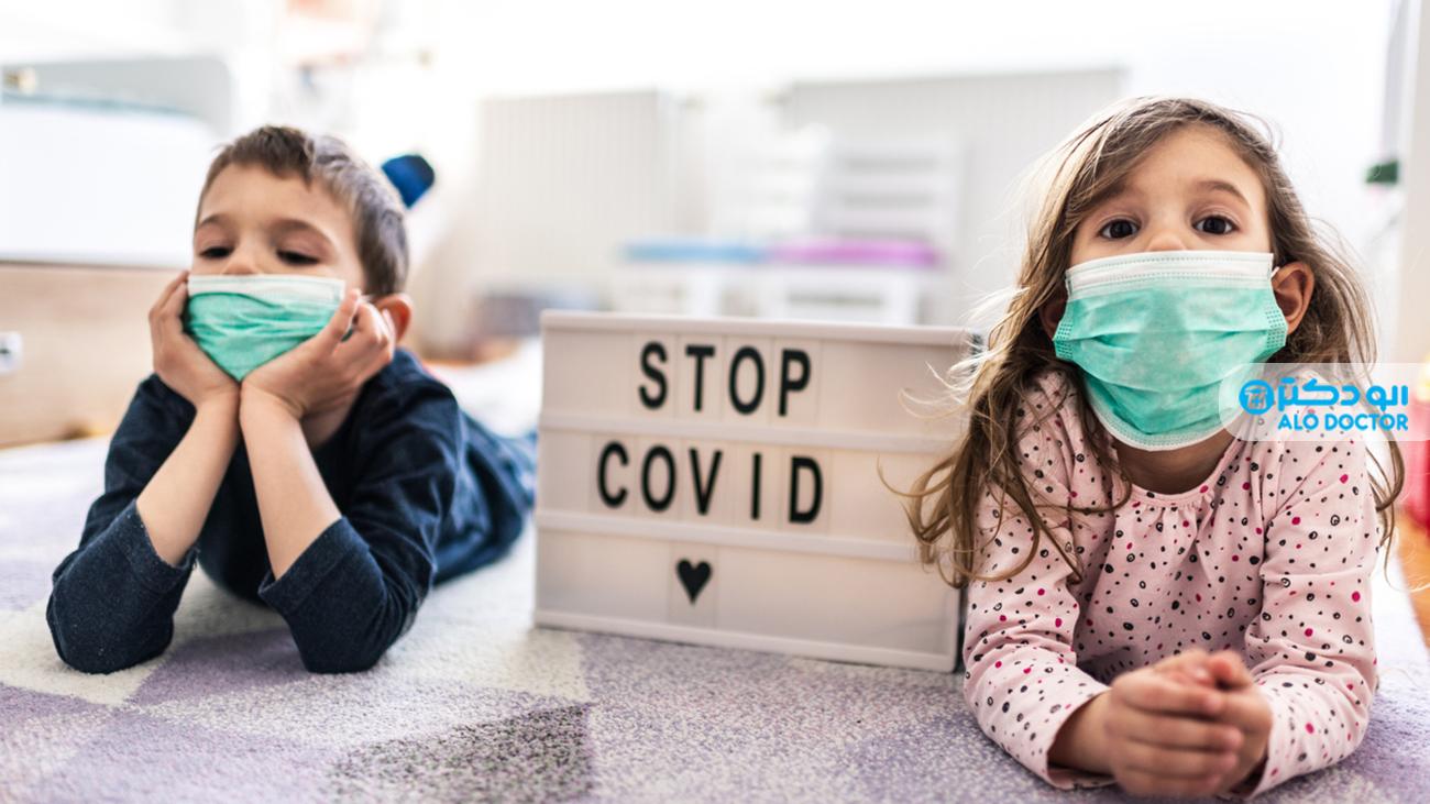 ویروس جدید کرونای انگلیسی برای کودکان پر خطر تر است