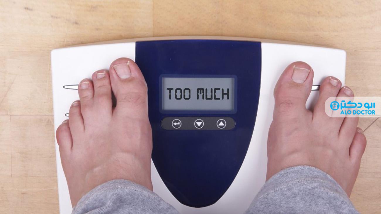 عوارض مصرف بیش از حد پروتئین برای کاهش وزن