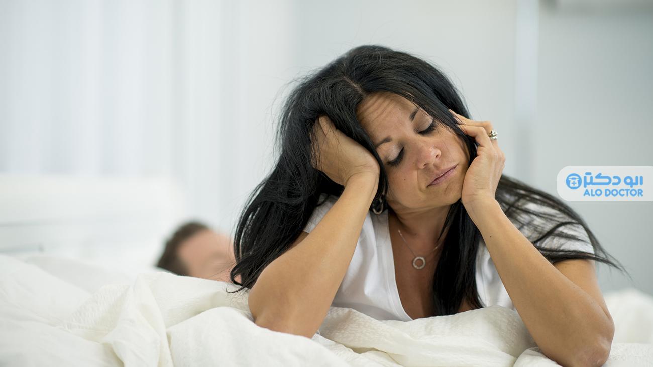 دلایل مهم بی خوابی و راه های درمان آن