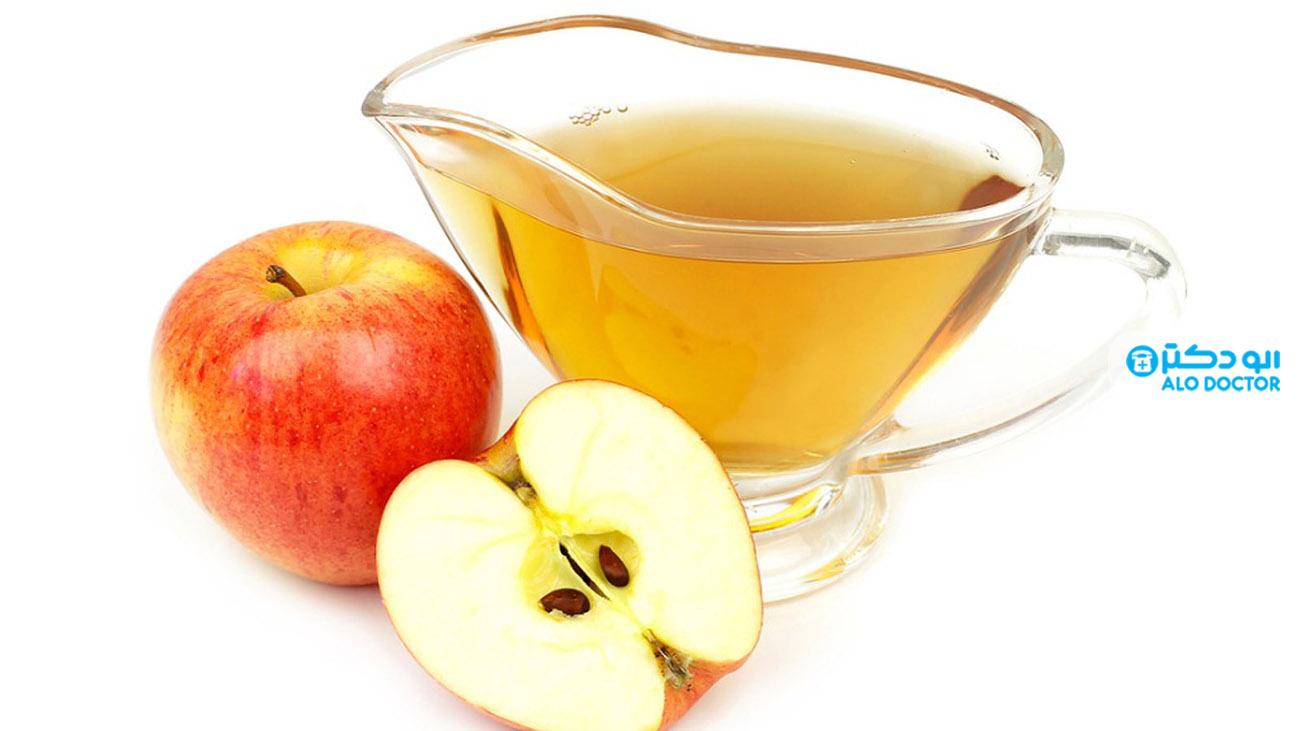 خواص سرکه سیب برای سلامتی و قلب