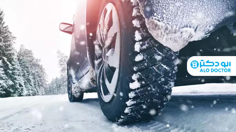 ترس های رایج در زمستان +عکس