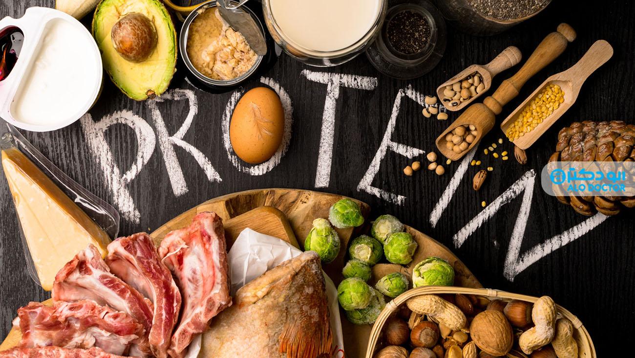 مصرف پروتئینقبل ازورزشدر سوزاندنکالریبیشتر کمک می کند