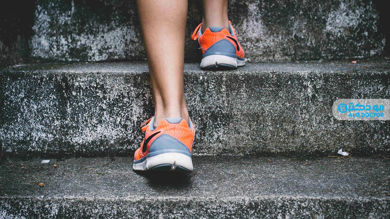 بالا رفتن از پله ها و سلامت قلب