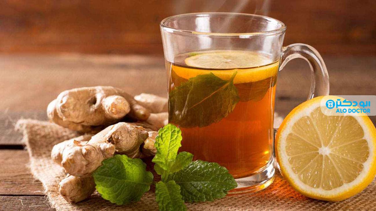 آیا چای زنجبیل اثرات سوء دارد؟