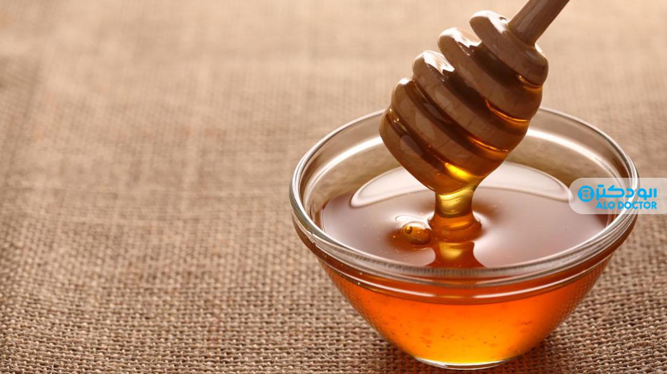 بیش از حد عسل نخورید +عوارض مصرف