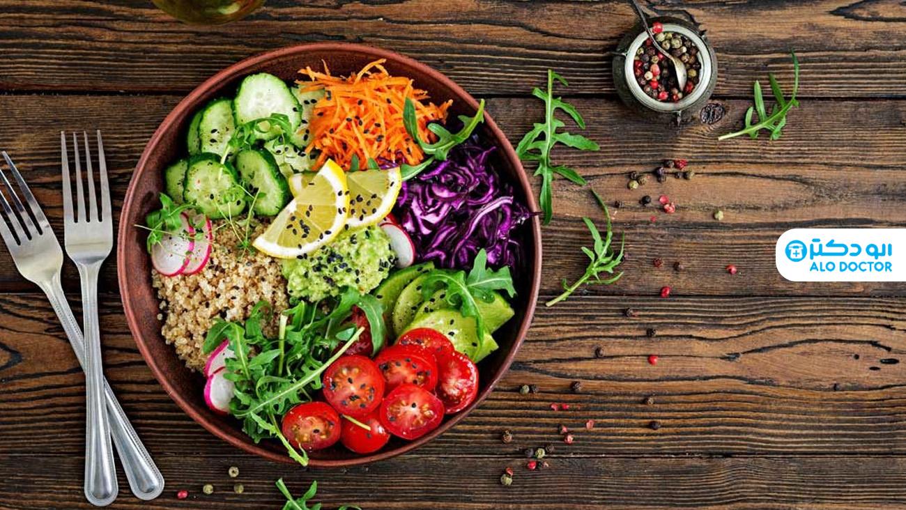 رژیم غذایی بهتر از کتو برای کاهش چربی