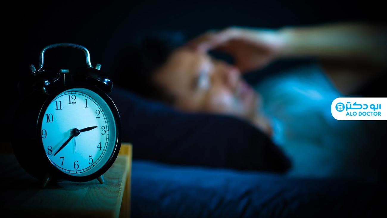 علائم کم خوابی و تاثیر آن روی بدن