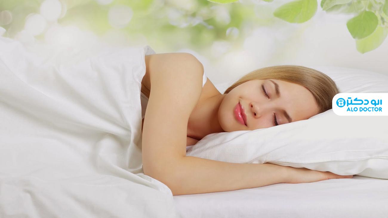 برای بی خوابی ویتامینبخورید!