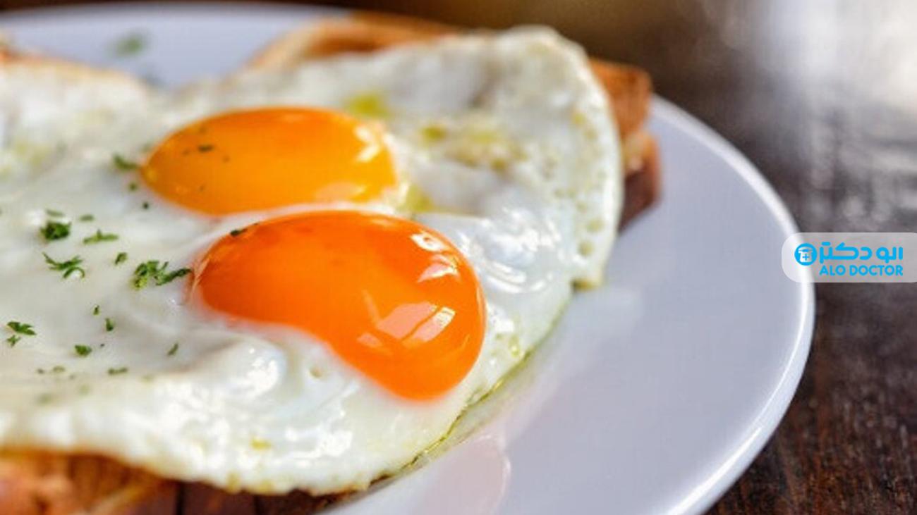 آیا تخممرغ کلسترولرا افزایش می دهد؟