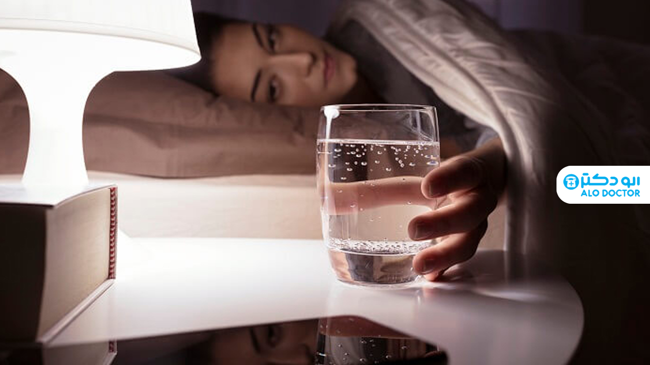 برای رفع تشنگی در شب چه باید کرد؟ / دلایل مهم تشنگی در خواب