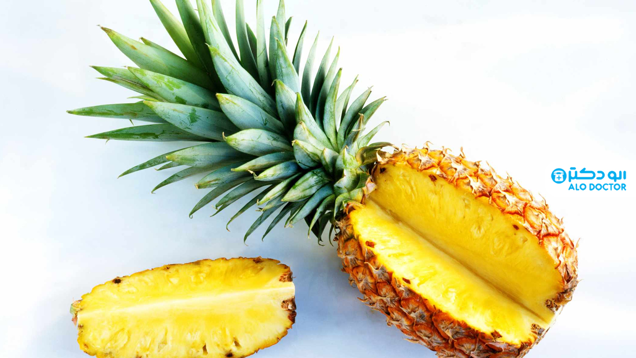 آناناس؛ ارزش غذایی و خواص بینظیر آن برای سلامتی