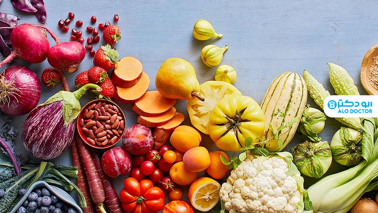 میوه و سبزی های سرشار از آب برای رفع تشنگی درماه رمضان
