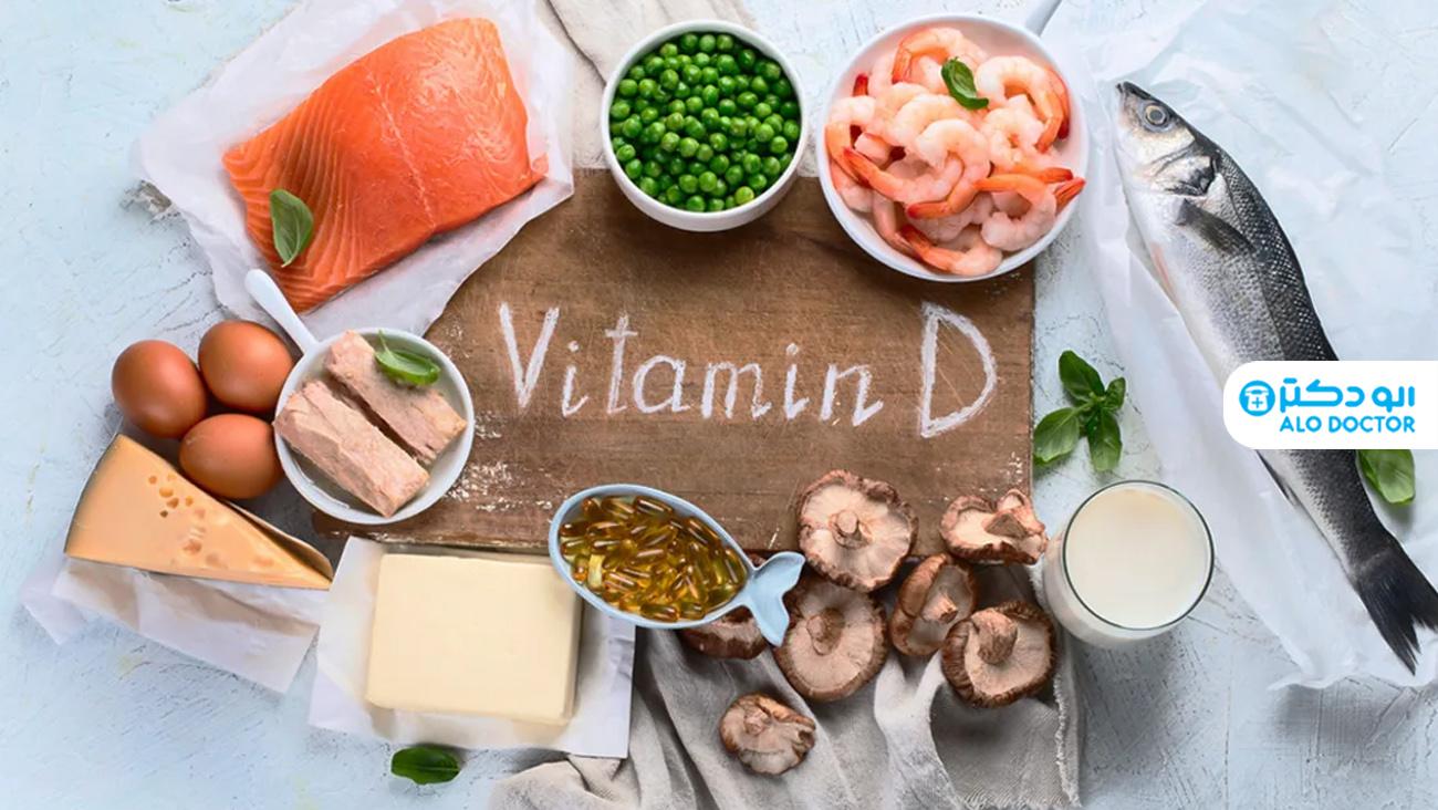 ارتباط کمبود ویتامین D و ریزش مو