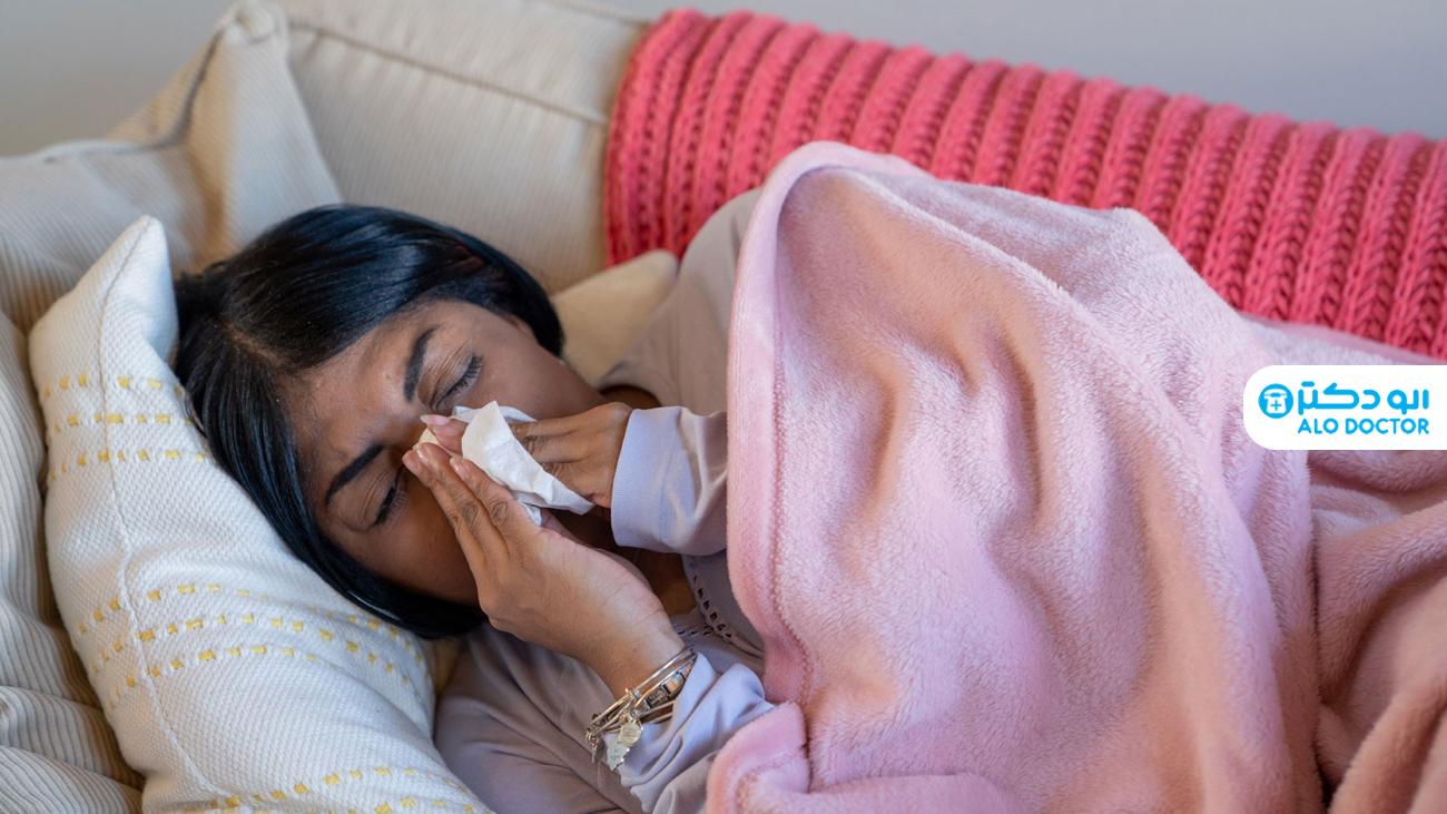 تفاوت علائم کرونا با آنفلوانزا