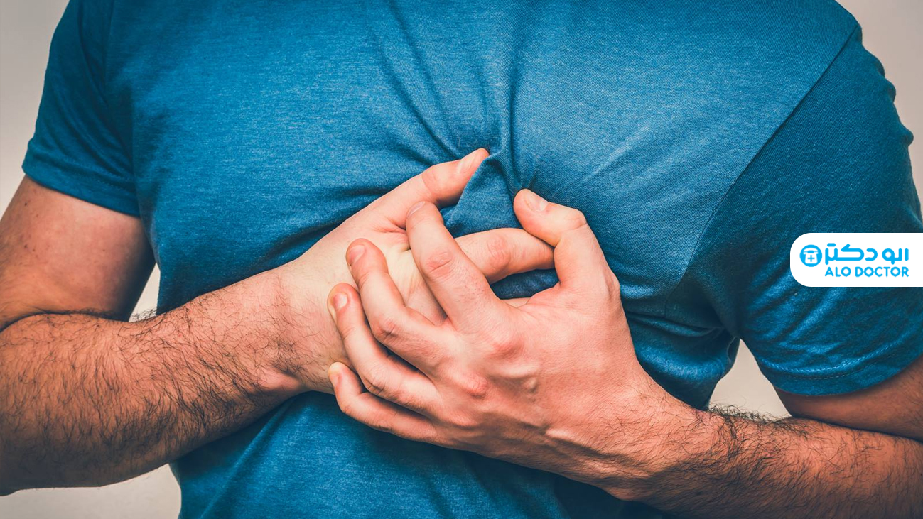 افراد دارای این گروه خونی بیشتر در معرض خطر حمله قلبی قرار دارند