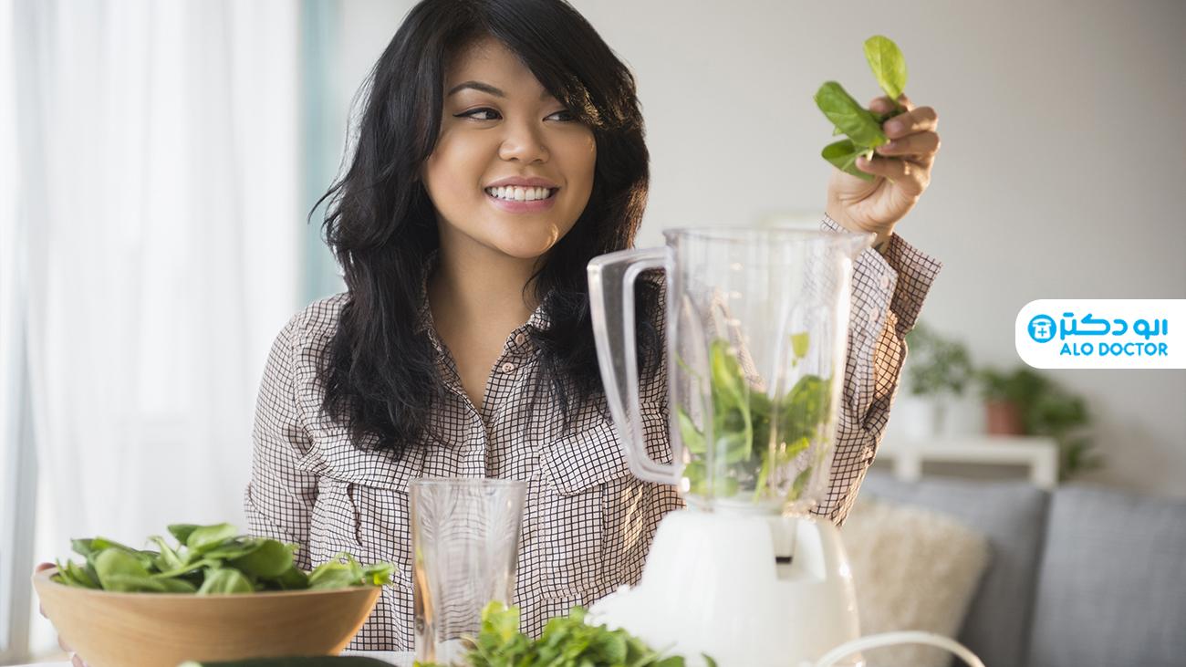 معرفی مواد غذایی مفید برای سم زدایی و پاکسازی بدن