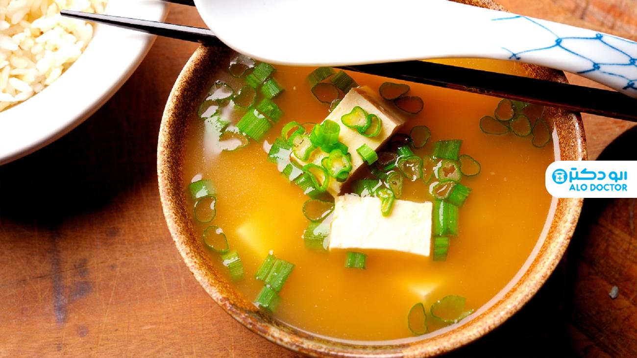 آیا سوپ غذایی سالم است؟