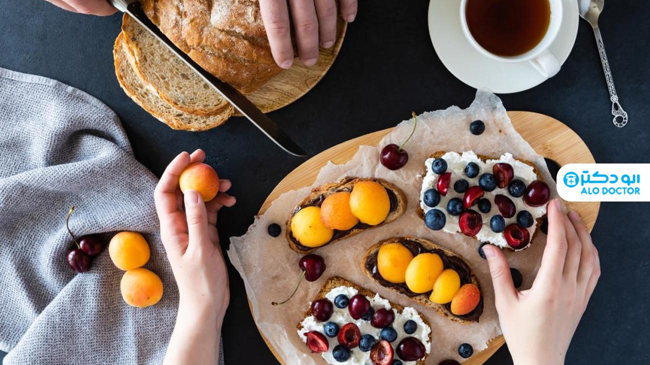 بهترین صبحانه ها برای افراد دیابتی
