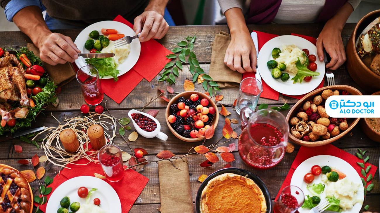 مواد غذایی مناسب برای کاهش وزن و تقویت سیستم ایمنی بدن