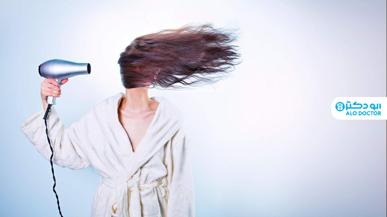 خوابیدن با موی خیس چه خطراتی دارد؟