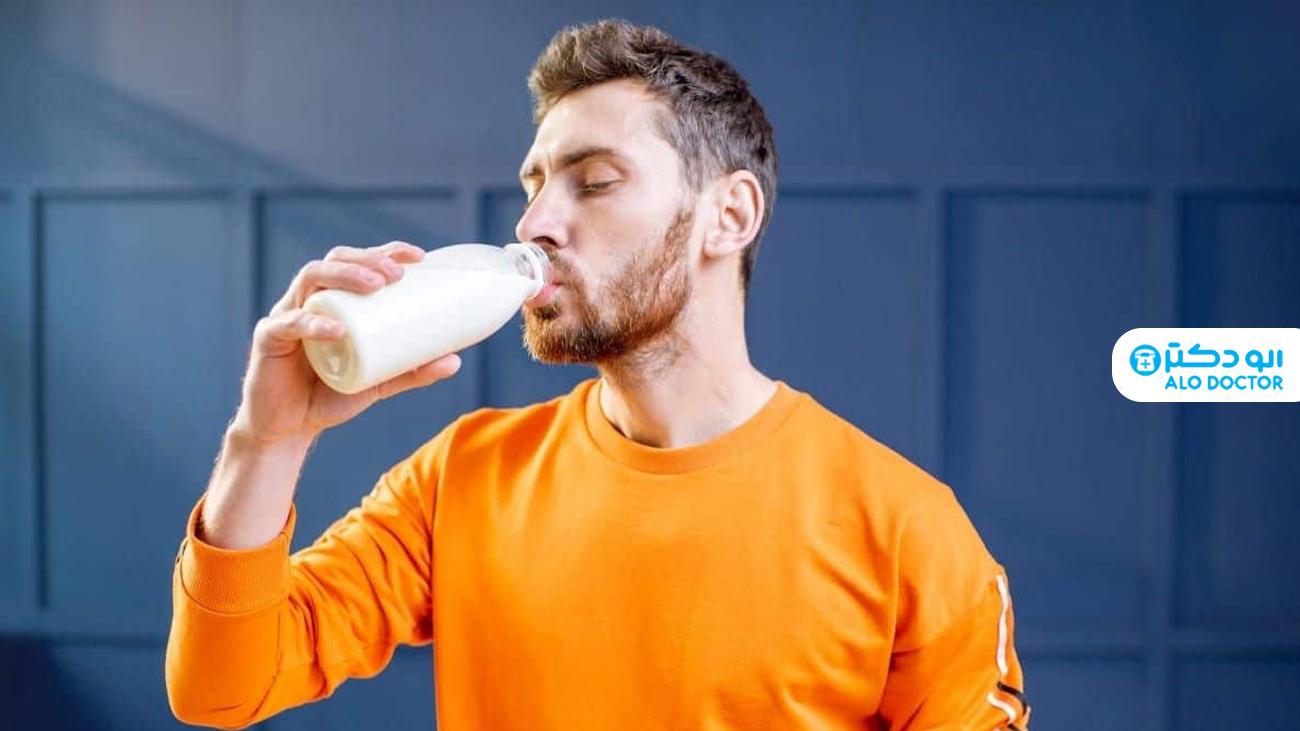 تاثیر نوشیدن شیر بر کاهش بیماری های قلبی