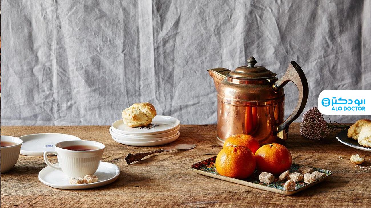 انواع چایی هایی که به کاهش سریع وزن کمک می کنند