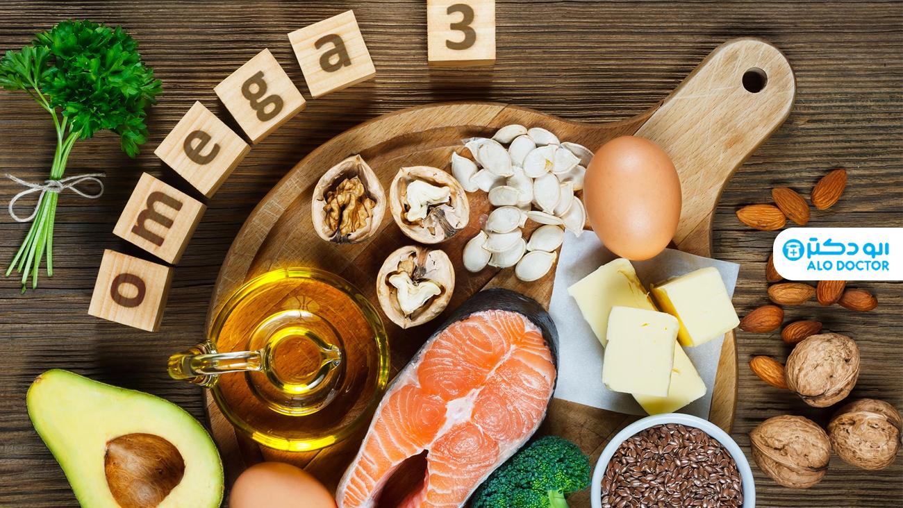 منابع غذایی غنی از امگا 3 برای تقویت سیستم ایمنی بدن