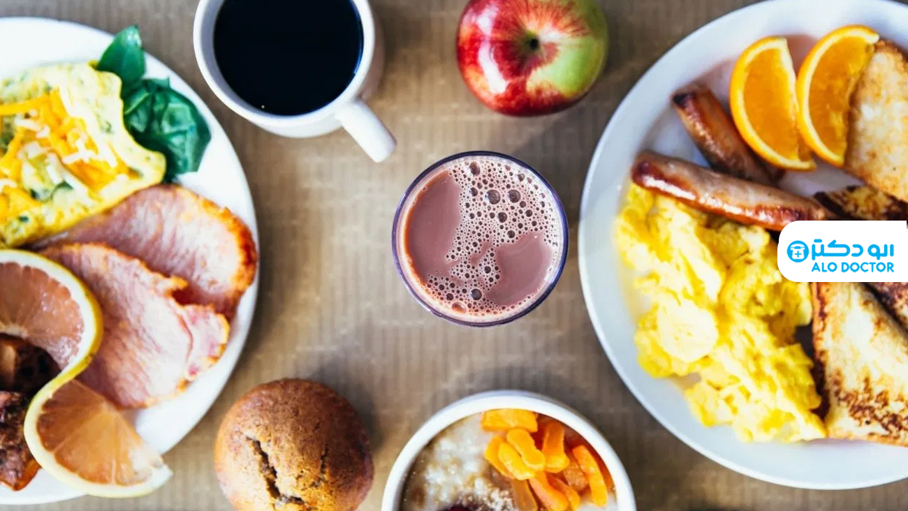 اهمیت انکار ناپذیر صبحانه در کاهش وزن