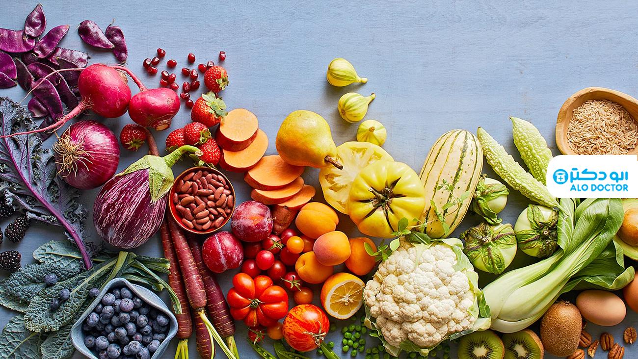 عمر طولانی با گنجاندن این میوه و سبزی ها در برنامه غذایی