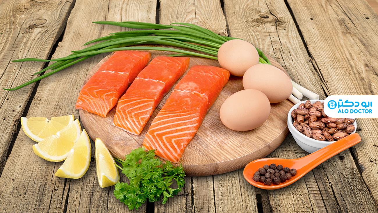 رژیم غذایی غنی از پروتئین پس از بهبودی کرونا مهم است
