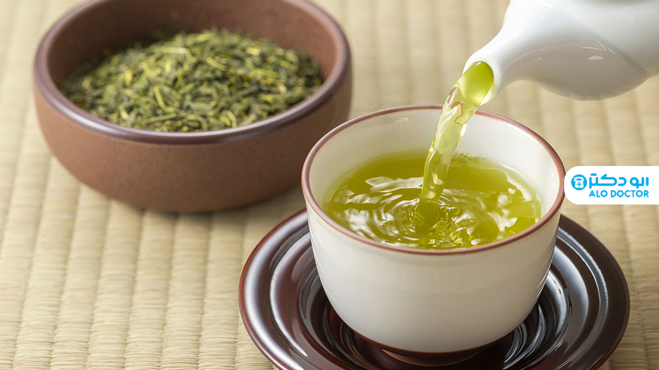 فواید چای سبز برای سلامتی