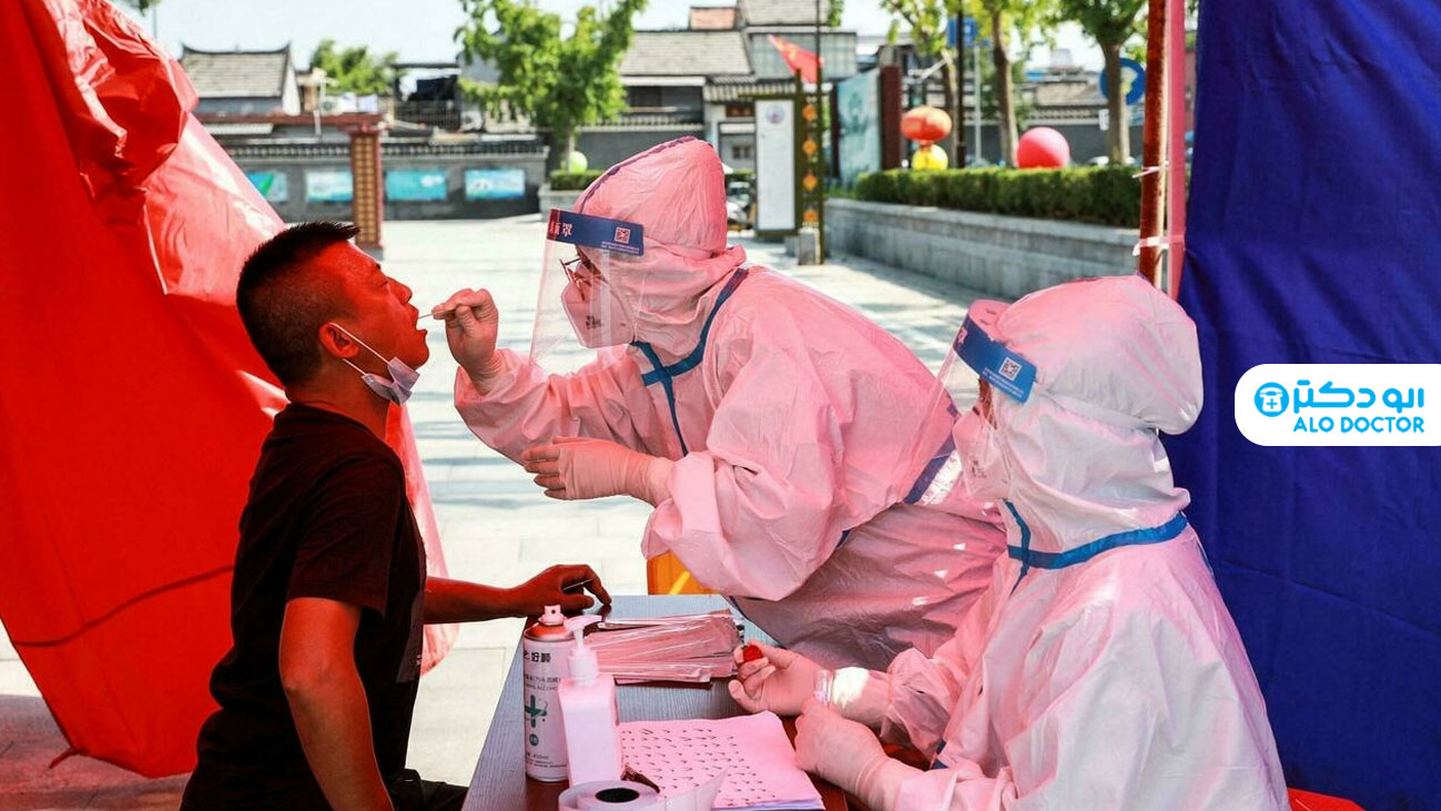 علائم ویروس کرونا / علائم شایع عفونت در افراد واکسینه شده