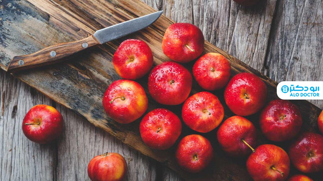 آیا دانه های سیب سمی هستند؟