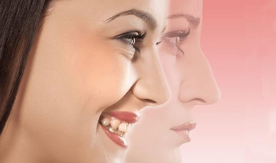 آیا بعد از جراحی بینی رد جراحی و تیغ باقی می ماند؟