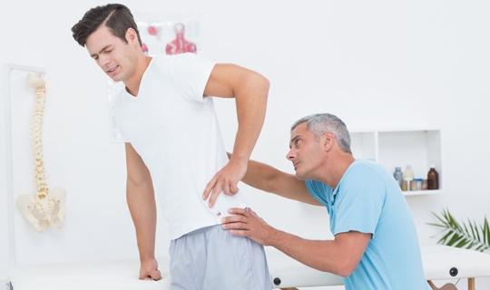 دیسک کمر با استراحت مطلق درمان پذیر است؟