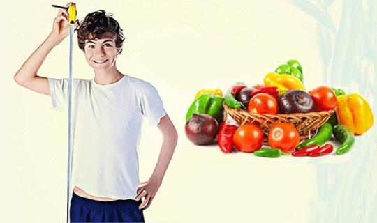 آیا تغذیه نامناسب در رشد قد تاثیر دارد؟